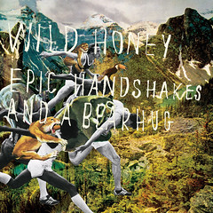 Wild Honey - Epic Handshakes And A Bear Hug (CD) LMNK38
