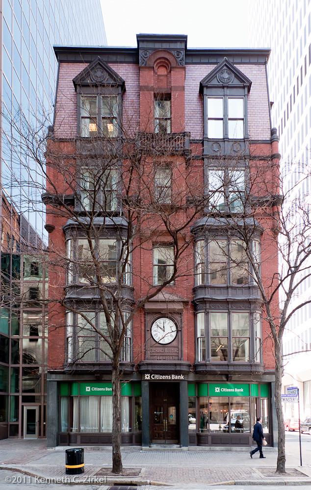 Exchange Bank Building