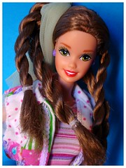 Teen Talk Barbie 1991 (Chicomαttel) Tags: barbie talk teen 1991 mattel inc