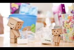 114 (scnelsonfoto) Tags: japan project easter photo amazon nikon candy flash jesus daily cardboard baskets 365 nikkor 50 risen figures danbo amazoncojp 14g revoltech d700 danboard