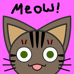 bakeneko Kitty Creation (kinda looks like my Bonnie Bear) (KrazyBoutCats) Tags: cats creation kitties