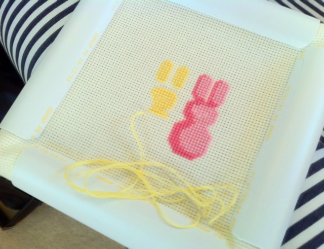 Bunnies in Progress