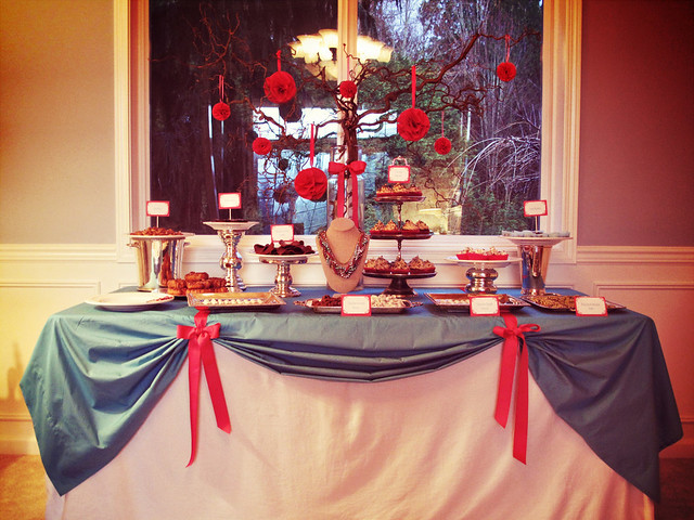 Stella & Dot Sweet n Salty Dessert Table #2