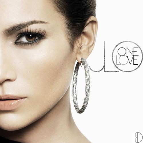 jennifer lopez love cover album. Jennifer Lopez - One Love (Fan