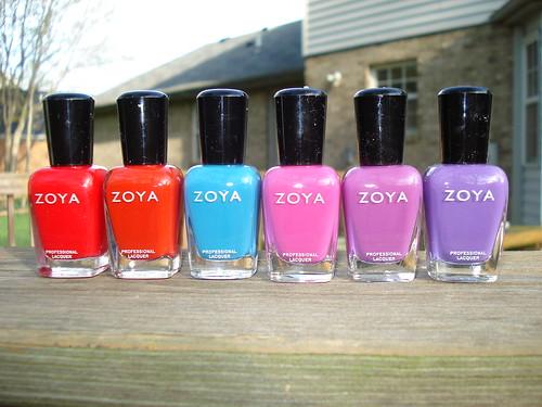 Zoya Summertime