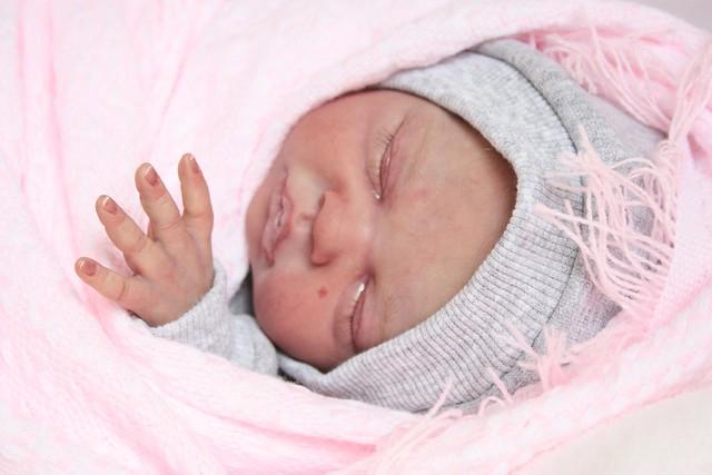 Малыши-крепыши Лейла и Артемий. Куклы реборн Елены Киприяновой