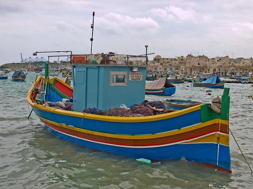 Marsaxlokk - Malta Sur