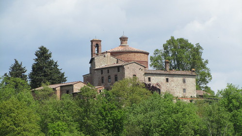 Cosa vedere verso Siena: San Galgano e mulino della Mulino Bianco