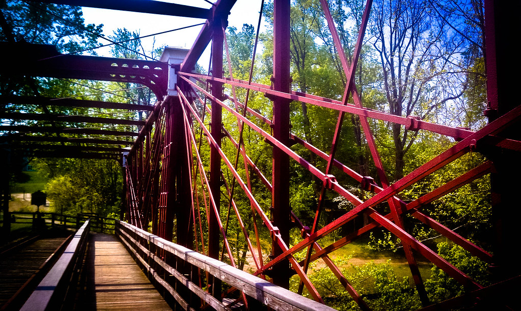 Savage - Bollman Truss Bridge