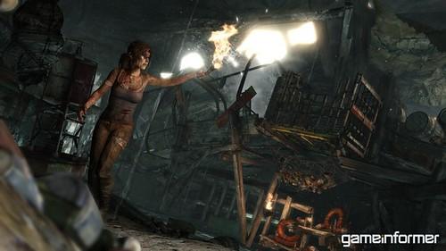 Tomb Raider 2011