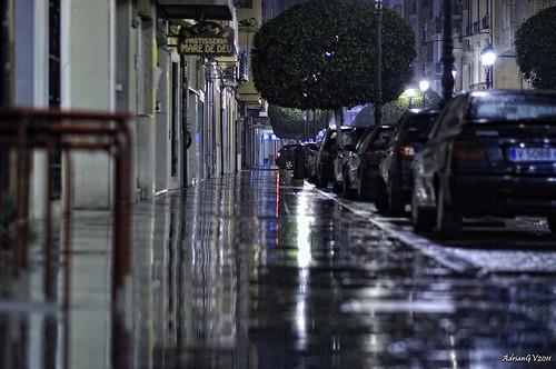 El carrer Mare de Deu by ADRIANGV2009