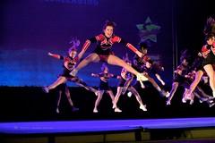Cheerleader_1819 (ondée) Tags: cheerleader cheerleading gymnastique gymnaste championnatprovincialétudiant20102011 rseqcheerleading
