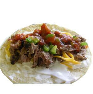 El Diablo Braised Tacos de Lengua