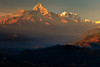 take me there with you (©Helminadia Ranford) Tags: travel nepal light sunset nature landscape golden places pokhara annapurna machhapuchre
