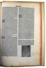 Colophon and printer's device from Avenzohar: Liber Teisir, sive Rectificatio medicationis et regiminis