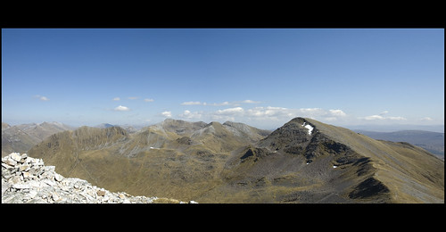 Steall Panorama 3