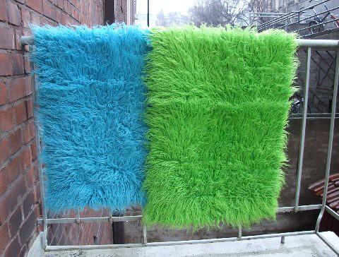 Villamatot/ Wool carpets