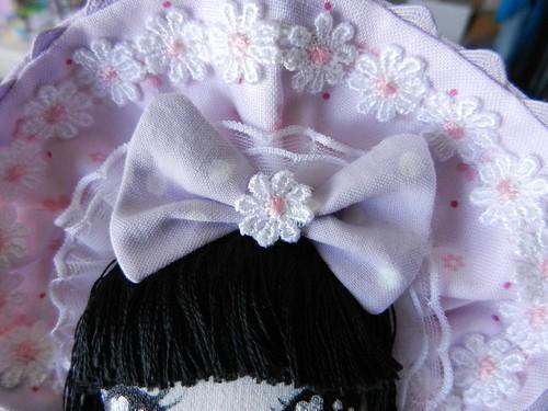 Bonnet Detail