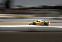 Ferrari FXX Panning (Folk|Photography) Tags: california car yellow photoshop nikon automobile flickr track sonoma fast 7 evolution ferrari racing exotic adobe enzo gt panning supercar challenge gt2 evo infineon raceway lightroom f40 f50 gt3 fxx d3000 worldcars folk|photography