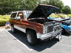 DSCN8357 (lane.bailey) Tags: chevrolet blazer carshow k5 1983car srbccarshow2011