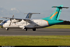 40637_1295067599 (Robert Frola Aviation Photographer) Tags: 2010 atr atr42 cargoaircraft ybbn nikond90 airworknewzealand tollaviation vhtoq jetphotosnetphotos