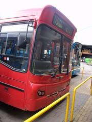 CN04 XCK (markkirk85) Tags: new travel bus ex with williams visit falcon depot 24 hunny bmc 72004 ensign 1100 twh crosskeys ensignbus cn04 xck cn04xck