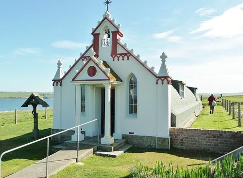 Italian Chapel, Lambholm