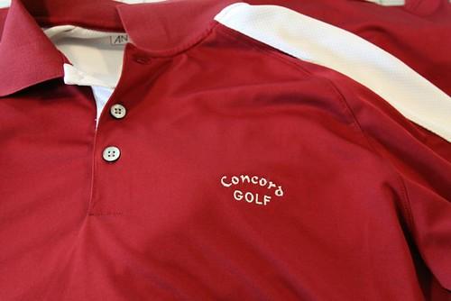 Golf Shirt Memory Quilt