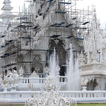 Temple in Progress -  Wat Rong Khun thumbnail