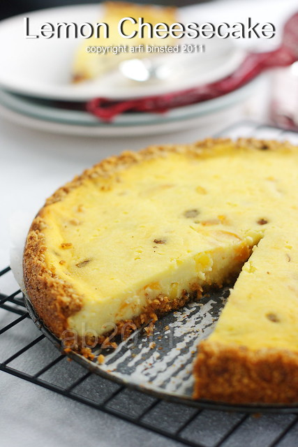 Lemon Cheesecake-2