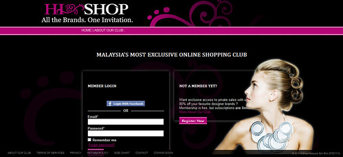 HiShop.my - Malaysia's Most Exclusive Online Shopping Club