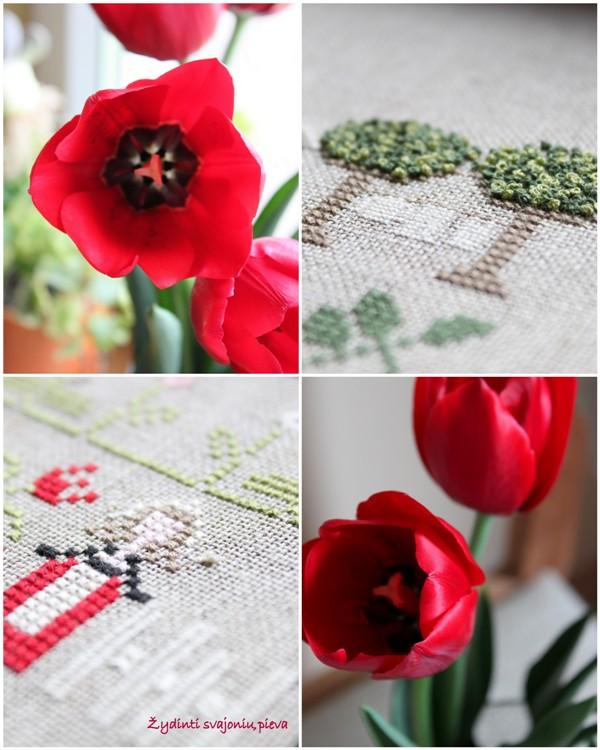 Au Pays des Tulips