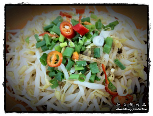Bean Sprouts (芽菜Tauge)