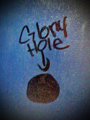 Glory Hole (starfishprime) Tags: dallas texas budget restroom bandshell gloryhole nope nothanks fairpark notnecessary noteffective worksbetterintheorythaninpractice gonnapass doingfineonmyown kindofyoutooffer
