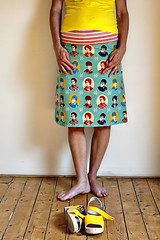 Ruby Wax maternity Skirt