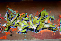 WANDS (Hahn Conkers) Tags: ohio graffiti wand dayton wands tm7