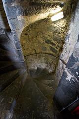 Dungaire Castle, Treppe (Marco Facci) Tags: irland treppe turm mittelalter 2011 dungairecastle
