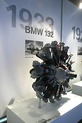 BMW 132 Flugzeugmotor (1933) - BMW Museum