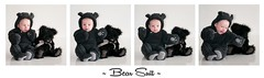 Bear Suit (FotogenikFilm) Tags: baby ted cute beautiful toddler teddy newborn paws bearsuit onesie fotogenik babymeme fotogenikfilm