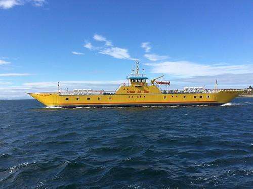 Transbordador a Chiloe
