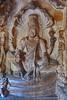 India - Karnataka - Badami Caves - Cave 2 - Vishnu As Trivikarma - 115 (asienman) Tags: india karnataka badami caves chalukyas architecture vatapi asienmanphotography vishnuastrivikarma