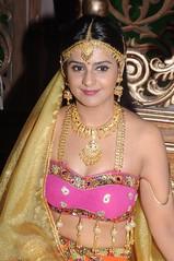 South Actress CHARULATHA Hot Photos Set-2- at Sri Ramanujar film shooting (4)