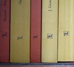 PIF — Nanterre, octobre 2016 (Stéphane Bily) Tags: stéphanebily livres books philosophie philosophy puf pressesuniversitairesdefrance épiméthée collection