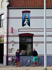 Jamz / Terdonkplein - 21 sep 2016 (Ferdinand 'Ferre' Feys) Tags: gent ghent gand belgium belgique belgië streetart artdelarue graffitiart graffiti graff urbanart urbanarte arteurbano jeremiah jamz