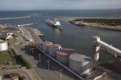 descarga 8 (defrentealcampo) Tags: alta cereales exportacion