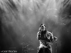 Saratoga (yiyo4ever) Tags: tetenovoa saratoga madrid stage concierto luces lights singer cantante frontman moralzarzal moralrock concert escenario heavymetal rock rocanrol omd zuiko45mmf18 olympus zuiko m43