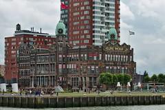 Hotel New York, Rotterdam (Delphinidaesy) Tags: rotterdam hotelnewyork nederland netherlands