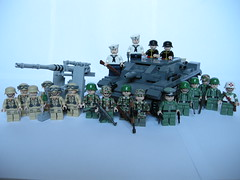 WWII Germans, for now (MR. Jens) Tags: 3 lego iii wwii ss crew german ww2 afrika 18 88 troops flak panzer sanitter deutsche korps wehrmacht waffen kriegsmarine sturmgeschtz stug fallschirmjger