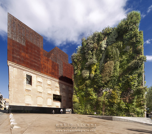 Caixa Forum by Gallo Quirico