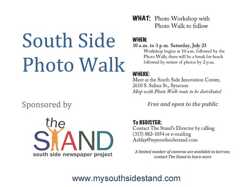 The Stand's Photo Walk